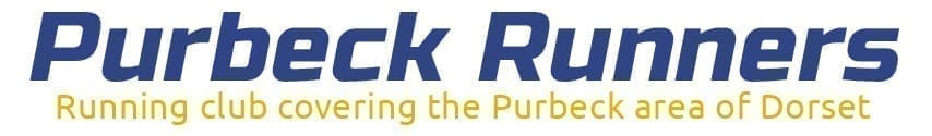 Purbeck Runners logo - text only
