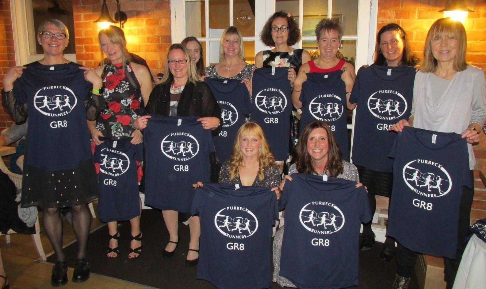 The Womens GR8 Winners