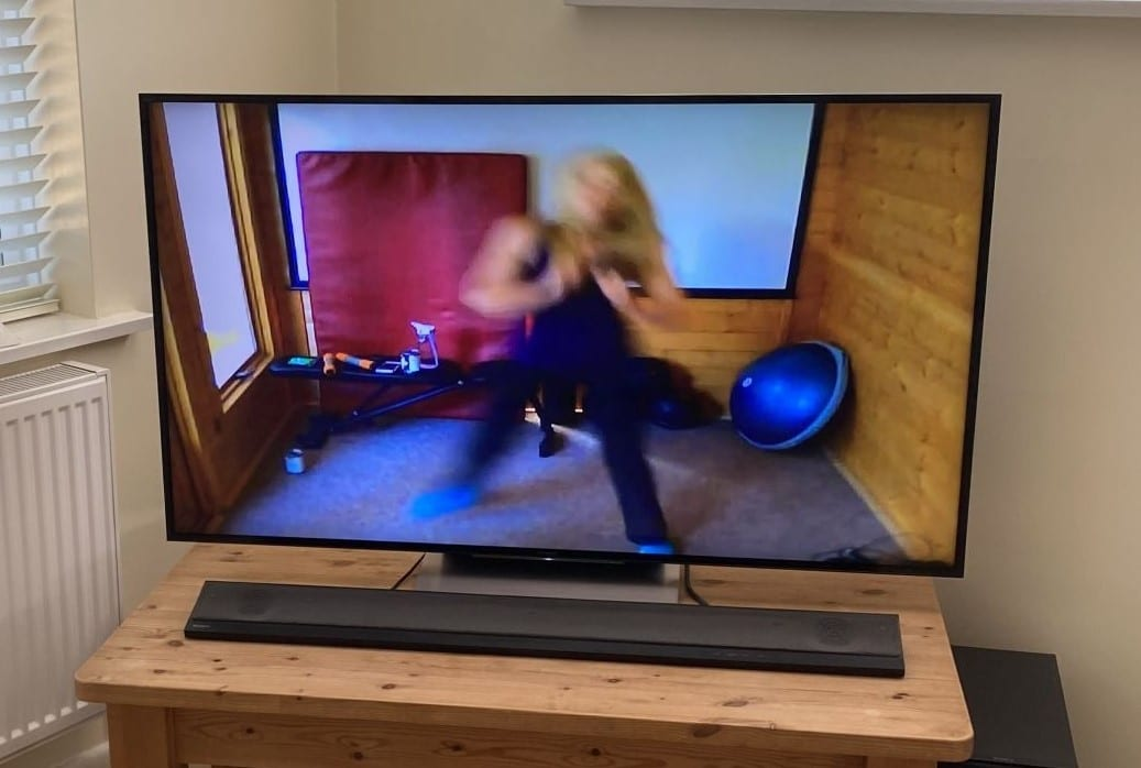 Paula Lawton-Archer bringing a HIIT Session to your living room!