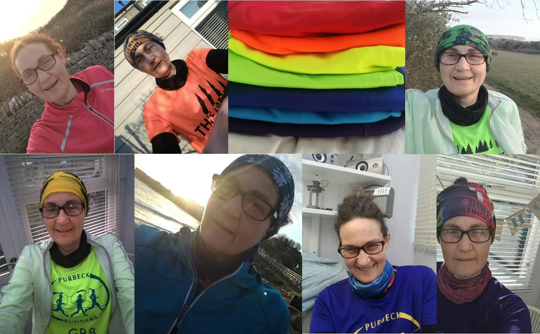 Sarah Colquhoun's Rainbow Runs
