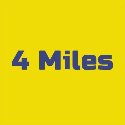 4-miles